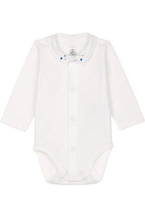 Petit Bateau Polo Body - 1 month - - Baby bodies