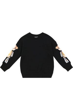 Burberry Kids Teddy cotton sweatshirt