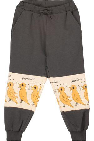 Mini Rodini Nightingale cotton sweatpants