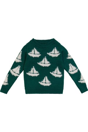 The Animals Observatory Arty Bull wool sweater