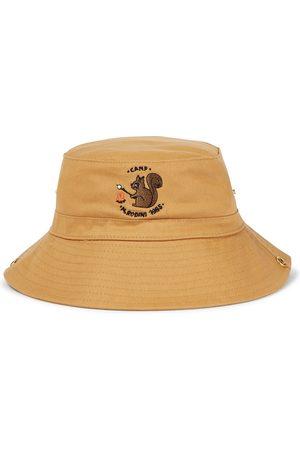 Mini Rodini Hats - Squirrel cotton hat