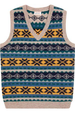 Morley Olaf wool vest