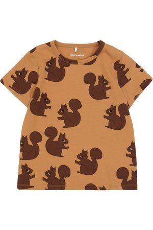 Mini Rodini Squirrel short-sleeved T-shirt