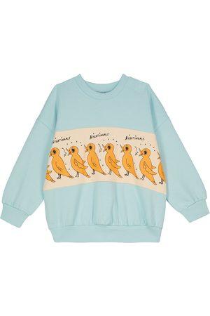 Mini Rodini Nightingale cotton sweatshirt