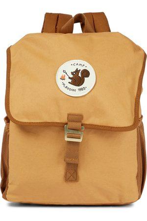 Mini Rodini Rucksacks - Hike N' School organic cotton twill backpack