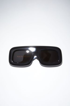 Acne Studios FN-UX-EYEW000050 /brown Thick sunglasses