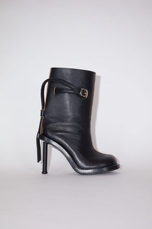 Acne Studios FN-WN-SHOE000502 Leather ankle boots