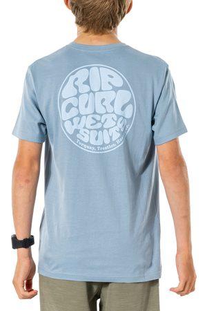 Rip Curl Wettie Essential Boys Short Sleeve T-Shirt - Gum