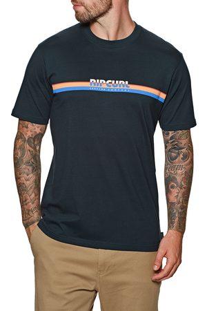 Rip Curl Surf Revival s Short Sleeve T-Shirt - Navy