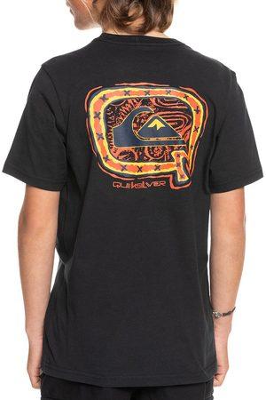 Quiksilver Boys Short Sleeve - Big Q Boys Short Sleeve T-Shirt
