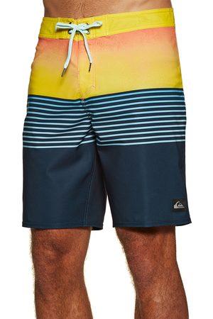 "Quiksilver Men Blazers - Surfsilk Slab 20"" s Boardshorts - Navy Blazer"