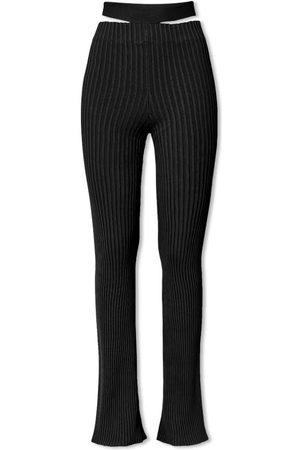 Andrea Adamo Men Wide Leg Pants - Flare Pants High Waist