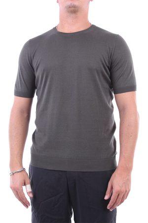 BARBA Men Shorts - Short sleeve Men forest