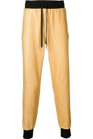 Dolce & Gabbana Glittered joggers