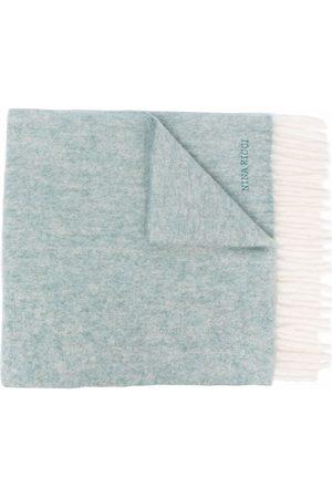 Nina Ricci Women Scarves - Embroidered-logo wool scarf