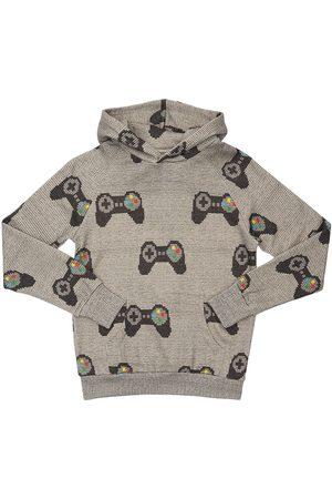 Snurk Boys Hoodies - Printed Organic Cotton Sweatshirt Hoodie