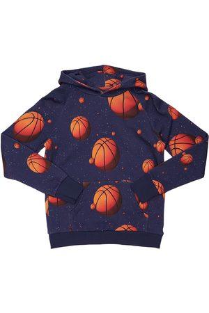 Snurk Printed Organic Cotton Sweatshirt Hoodie
