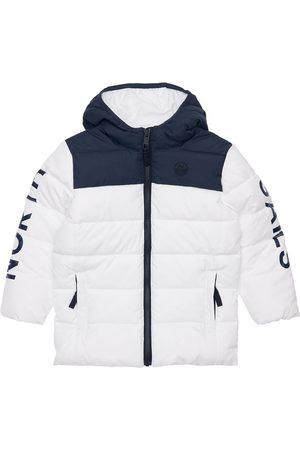 North Sails Reversible Recycled Nylon Puffer Jacket