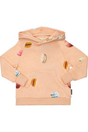 Snurk Girls Hoodies - Printed Organic Cotton Sweatshirt Hoodie