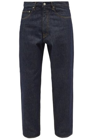 Auralee Hard Twist Wide-leg Jeans - Mens