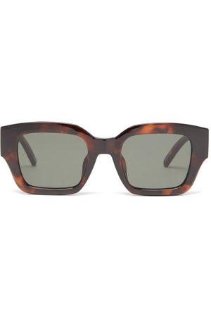 Le Specs Hypnos Square Acetate Sunglasses - Womens