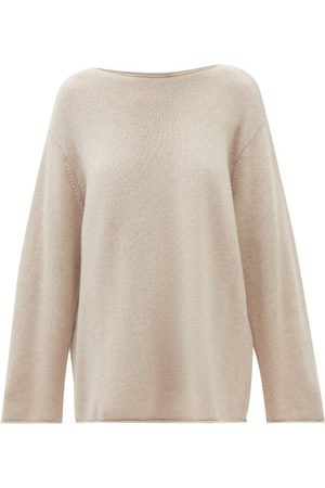 Lisa Yang Women Sweaters - Taylor Oversized Cashmere Sweater - Womens