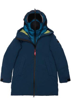 AI RIDERS Boys Coats - 2- Hood Water Repellent Primaloft Coat