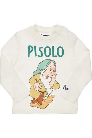 MC2 SAINT BARTH Pisolo Cotton Jersey T-shirt