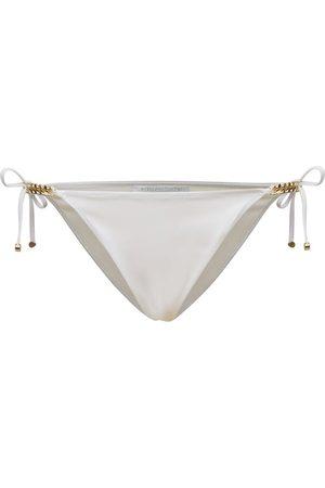 Stella McCartney Tie Side Falabella Bikini Briefs