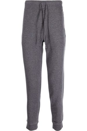 Polo Ralph Lauren Embroidered logo track pants - Grey