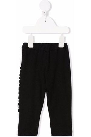 Balmain Side-logo tracksuit trousers