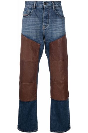 Diesel Men Straight - D-Viker straight-leg jeans