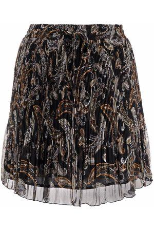 LIU JO Paisley print mini skirt