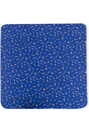 Moschino Kids Sleeping Bags - Logo-print sleeping bag