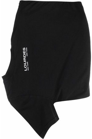 Lourdes Women Mini Skirts - Converted T-shirt mini skirt