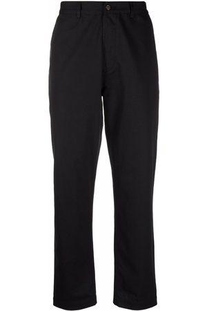 Universal Works Men Chinos - Straight-leg chino trousers