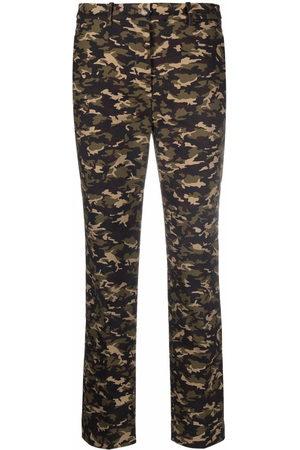 Michael Michael Kors Camouflage-print trousers