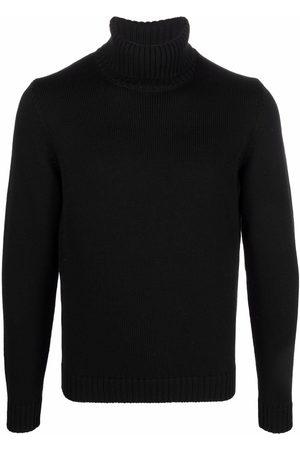 ZANONE Roll neck wool jumper