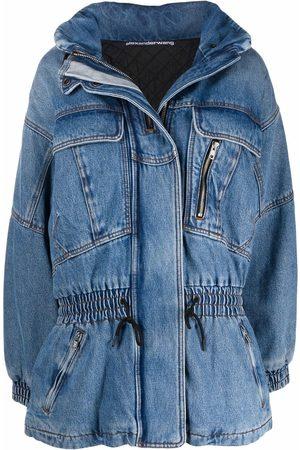 Alexander Wang Women Denim Jackets - Denim field jacket