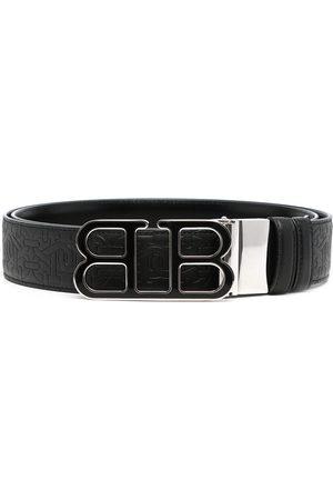 Bally Men Belts - Britt leather belt