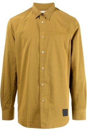 PAUL SMITH Men Shirts - Stripe-print cotton shirt