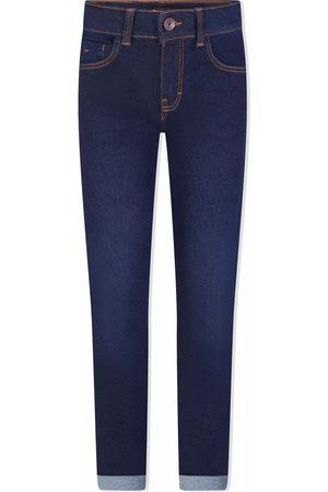 HUGO BOSS Girls Skinny - Mid-rise skinny jeans