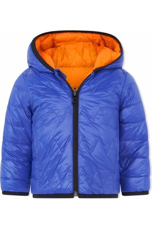 HUGO BOSS Puffer Jackets - Reversible padded jacket