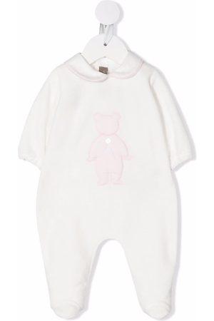 LITTLE BEAR Pajamas - Teddy bear-embroidered pajama