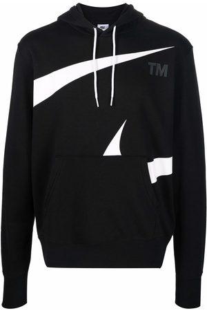 Nike Men Hoodies - Graphic-print cotton hoodie