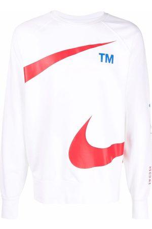 Nike Men Sweatshirts - Logo print sweatshirt