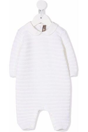 LITTLE BEAR Pajamas - Striped knitted pajamas