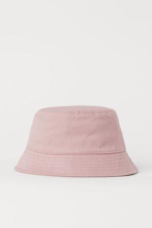 H & M Men Hats - Cotton Twill Bucket Hat