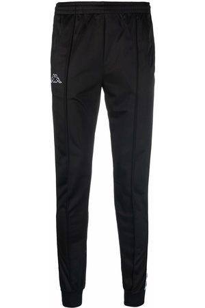 Kappa Logo-tape slip-on track trousers