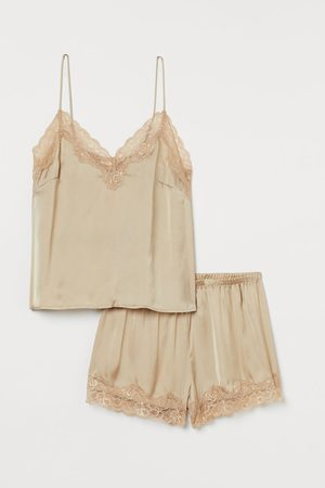 H & M Pajama Camisole and Shorts